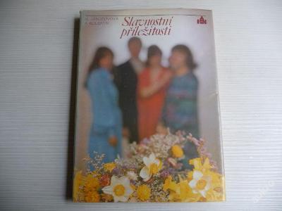 Kniha - SLAVNOSTNÍ PŘÍLEŽITOSTI - 1984