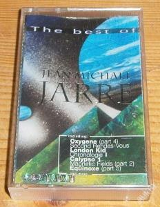 Jean Michael Jarre - The Best of - Mc kazeta