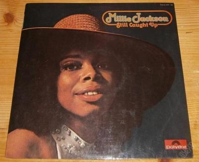LP - Millie Jackson - Still Caught Up