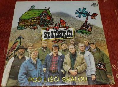 LP Zelenáči - Pod liščí skálou