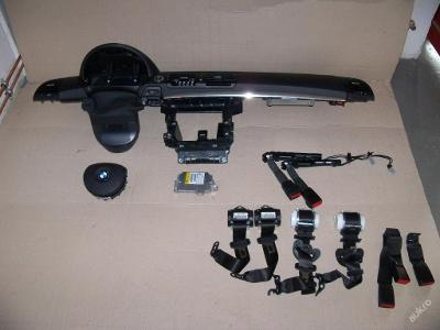 Palubní deska airbag BMW1 E-87 Facelift 2.0 DIESEL