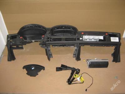 Palubní deska airbag BMW 7 E-65 E65 E 65