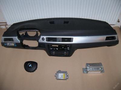 Palubní deska AIRBAG bmw 3 E90 E91