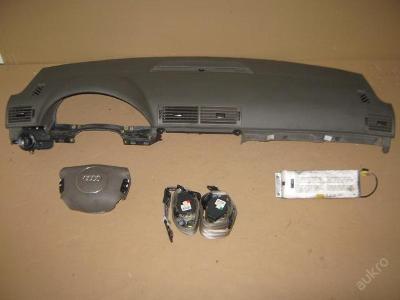 Palubní deska airbag AUDI A4 8E0 R.V. 01-05