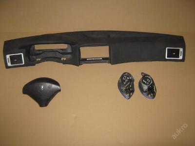 Palubní deska airbag PEUGEOT 307 r.v. 2000+