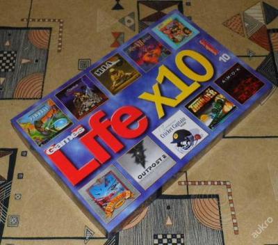 Herní kolekce GAMES LIFE x10 value soft collection