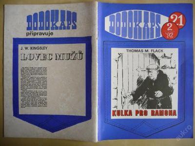 Časopis DODOKAPS č.21 - KULKA PRO RAMONA