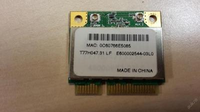 Wifi AR5B93 z Acer Aspire 5538G 314G32Mn