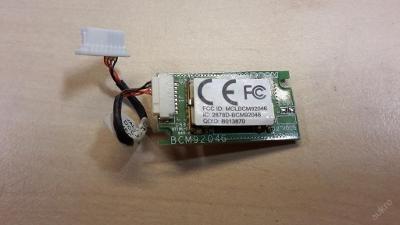BT BCM92046 z Acer Aspire 5538G 314G32Mn