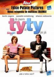 Já jsem ty a ty jsi já (DVD) (papírový obal)