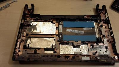Spodní vana z Acer Aspire one D255E-13281