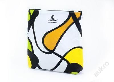 kabela, taška která mění na slunci barvu