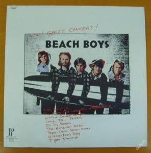 "The Beach Boys -""Wow! Great Concert"", LP"