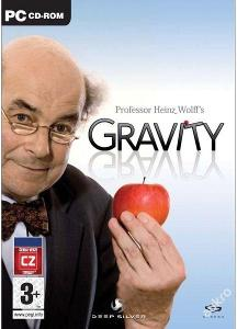 Pc hra Gravity - gravitační zákony - nové