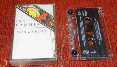 MC Jan Hammer - Snapshots