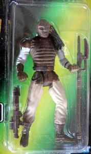 Retro figurka Star Wars Weequay Skiff Guard
