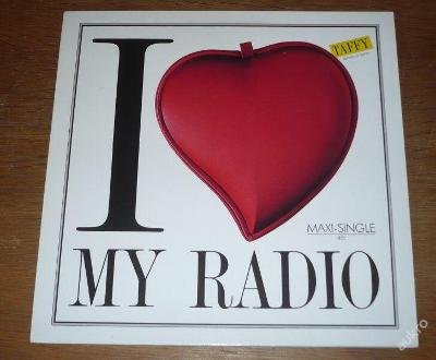 LP Taffy - I Love My Radio