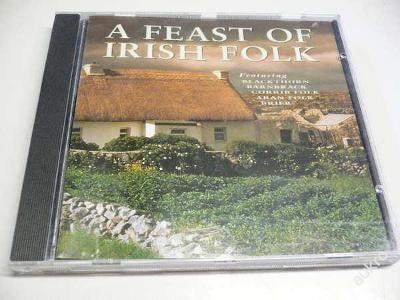 CD A Feast Of IRISH FOLK feat. Blackthorn, Barnbra