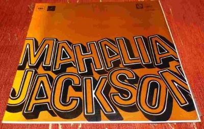 LP Mahalia Jackson - Mahalia Jackson