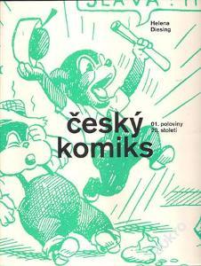 Diesing - Český komiks 1. poloviny 20. století