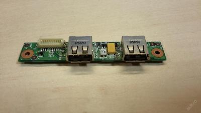 USB board z MSI Megabook GX-700X
