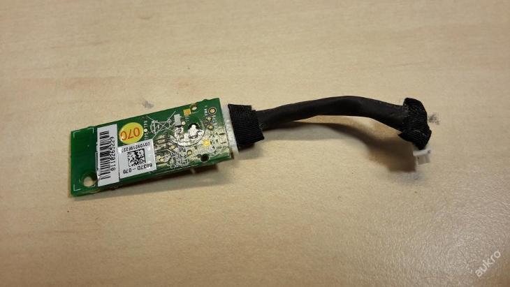 BT MS68370 z MSI Megabook GX-700X - Notebooky, příslušenství