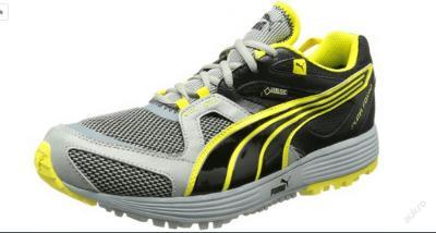 Nové Puma Pumafox v2 Gore-Tex běžecké boty, EUR 43