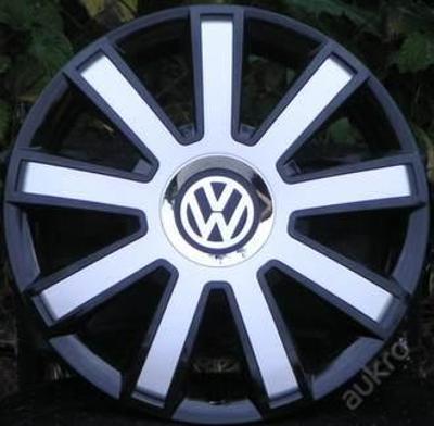 VW poklice 16'' SHARAN BORA POLO GOLF 4 _ 25 vzoru