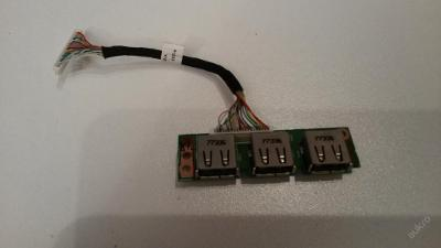 USB Board z Acer Travelmate 5520