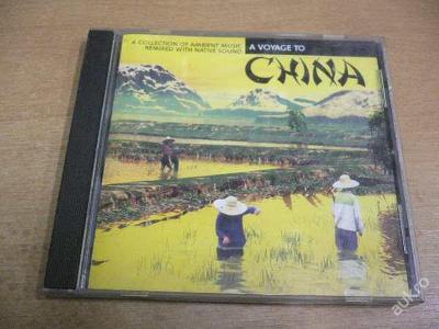 CD A Voyaged to CHINA