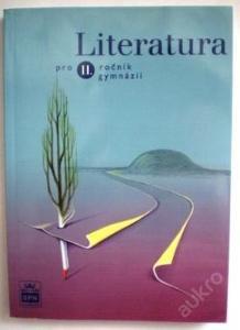 Literatura pro 2. ročník gymnázií učebnice sš