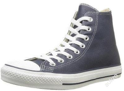 Kožené Converse Marine Leather, EUR 42 -poslední pár!
