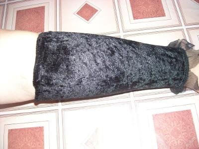 kostým - rukávníky