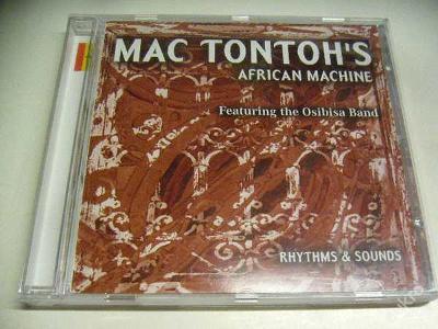CD MAC TONTOH´S African Machine