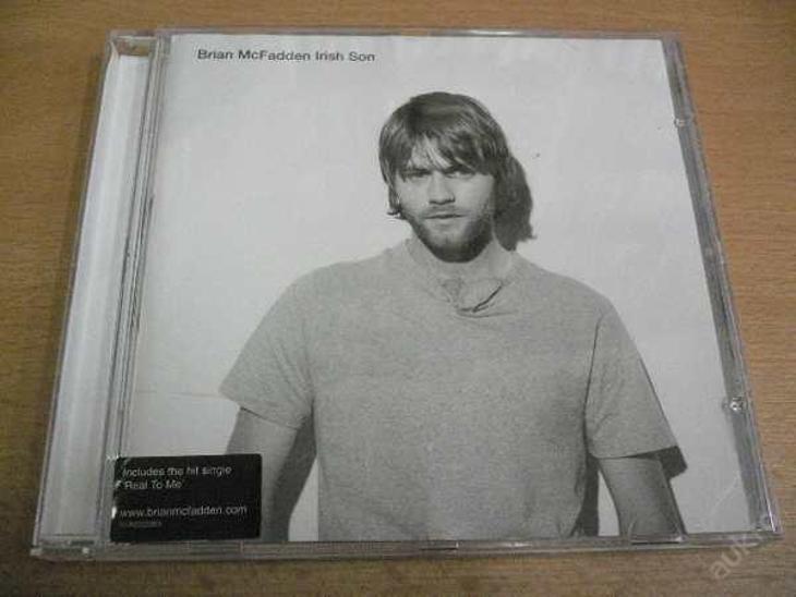 CD BRIAN McFADDEN / Irish Son - Hudba