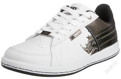 Kožené boty Marc Ecko, velikost UK 6, poslední!!!