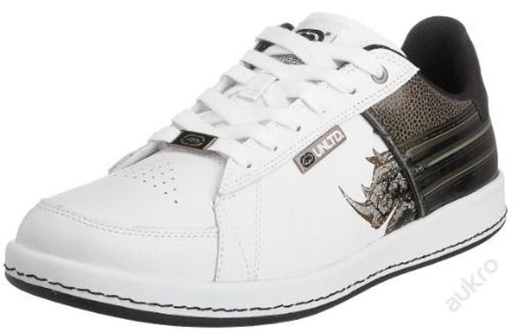 Kožené boty Marc Ecko, velikost UK 6, poslední!!! - Pánské boty