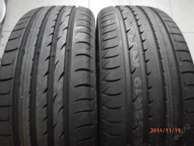 pneu 235 55r19 letní Nexen N 8000 101H 2kusy NOVÉ
