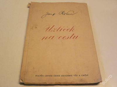 JOSEF RODEN - Uzliček na cestu (básně o mamince)