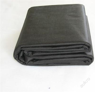 Netkaná mulčovací textilie černá 1,5x5m, 50g/m2