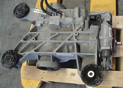 VW Passat 3C B6 2005-2010 diferen.4-motion