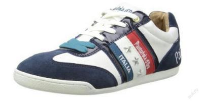 Italské kožené boty Pantofola, vel. EUR 41 - poslední velikost!