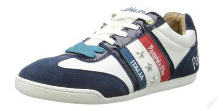 Italské kožené boty Pantofola, vel. EUR 41 - poslední velikost! - Pánské boty