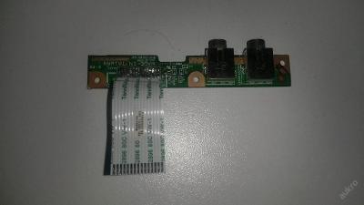 AUDIO BOARD HP Presario CQ60 486556-001