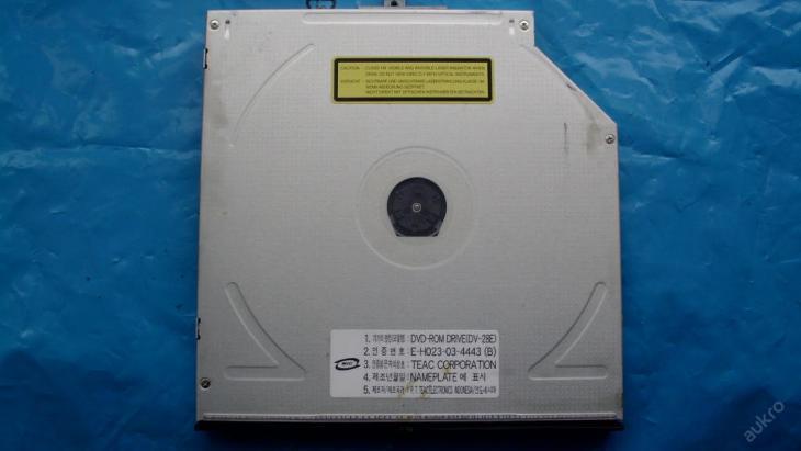 Optická mechanika DVD HP COMPAQ PATA i jiné NTB s - Notebooky, příslušenství