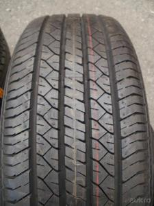 pneu 225 60r17 letní Dunlop SP Sport 270 99H 2kusy NOVÉ