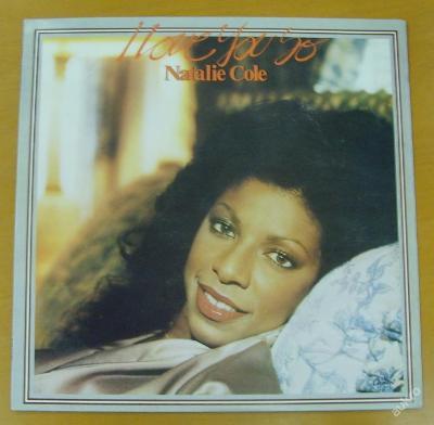 Natalie Cole - I Love You So, LP.