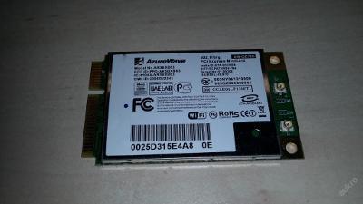 Wifi AR5BXB63 z MSI 623X MS-1651
