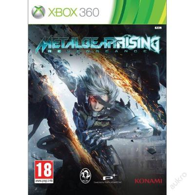 XBOX 360 Metal Gear Rising: Revengeance
