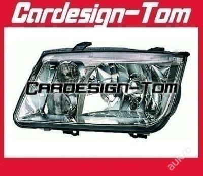 Světlo Světla přední VW VW Bora 1J5/1JM 10.98 H3+H4